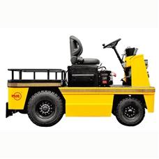 蓄电池防爆牵引车QSD100Ex